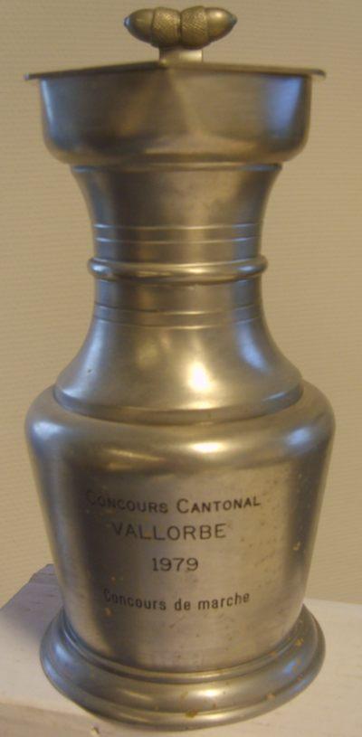 20e Fête cantonale - Vallorbe 1979