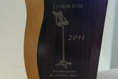 Lutrin d'Or 2011